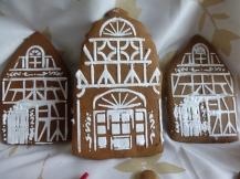 Lebkuchenhäuser